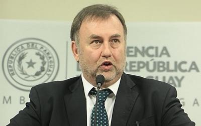 Benigno López está en cuarentena luego de volver de EE.UU.