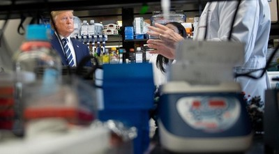 EE.UU. inicia pruebas en seres humanos para una vacuna frente al COVID-19