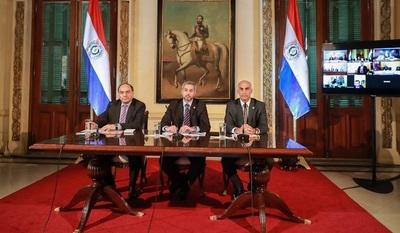 Presidentes garantizan libre circulación de mercaderías en la región