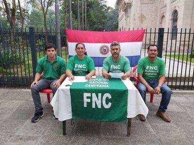 FNC oikuaauka 26 de marzo oúvape nomotenondémo'ãi jeguata guasu Paraguaýpe