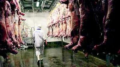 Exportaciones de carne a Israel se paralizan por tiempo indefinido
