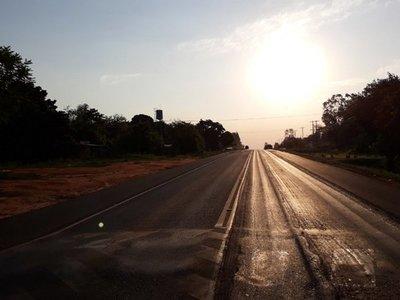 MOPC adjudica reparación de la ruta PY03 en Canindeyú