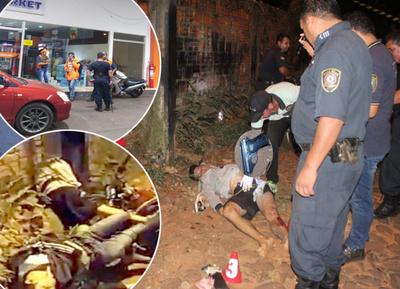 Un delincuente muerto y otro herido tras enfrentarse a tiros con policías