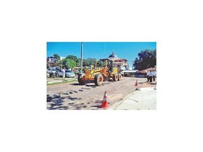 Destruyen roncadores por polución sonora en Caacupé