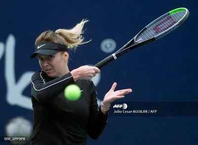 Suspenden temporada de tenis hasta el 7 de junio
