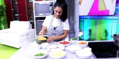 Fabi Martínez se apoderó del bloque de cocina de Vive la Vida