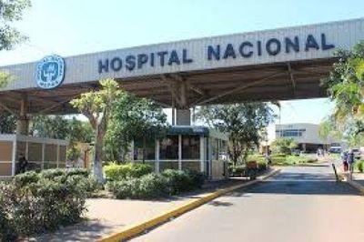 Destituyen a médico del Hospital Nacional por denunciar carencia de insumos