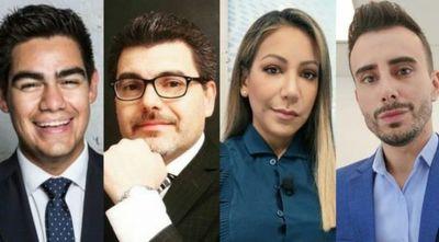 """¿Carlos Gómez trata de corruptos a """"periodistas estrella"""" de Vierci?"""