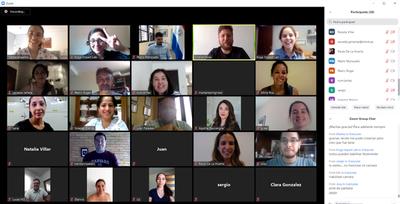Cocreación on line con emprendedores: Explorando soluciones en tiempos de COVID-19