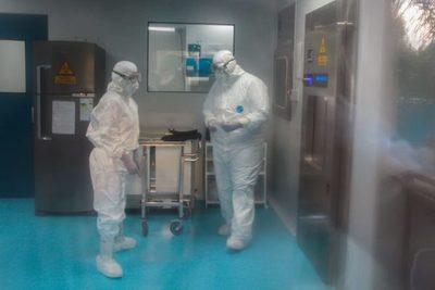 """Coronavirus: """"No tenemos la capacidad, los equipos se van a acabar"""", según doctor"""