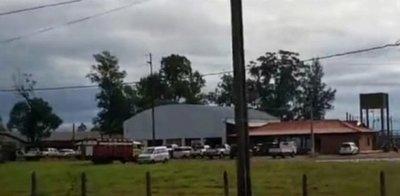 Hicieron feria de venta de ganado pese a prohibición de aglomeración de gente
