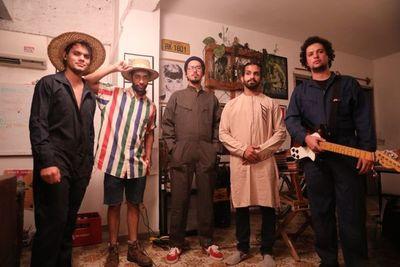 Reggae con identidad guaraní