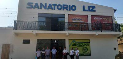 Alquilan sanatorio para brindar asistencia a pobladores de Caazapá