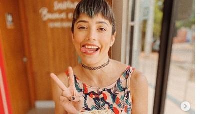 Kassandra Frutos estrena nuevo look