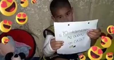 La campaña #QuedateEnCasa de Barrio Guaraní