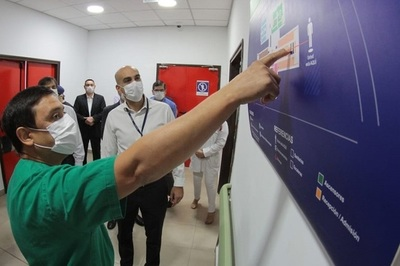 IPS INGAVI será reacondicionado para atender a pacientes del COVID 19