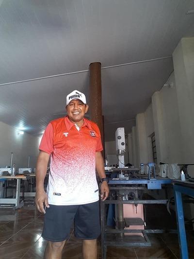 """Óscar Cantero: """"Tengo mucha ilusión de traer una Intermedia acá en el Chaco"""""""