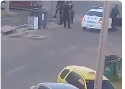 """Jefe del Grupo Lince dice que los propios detenidos pidieron humillarse con """"payasitos"""""""