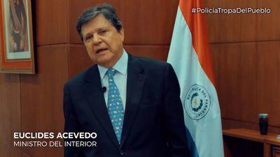 """Tras pedir garrote para los inadaptados, ahora Acevedo señala """"que no hay sitio para la violencia"""""""