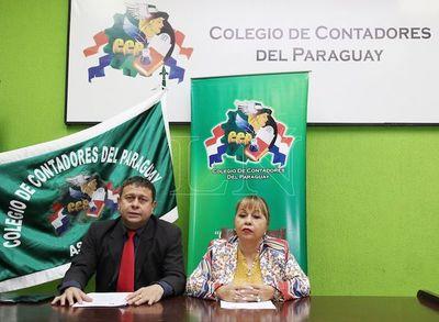 Colegio de Contadores pide que recaudación por multas sea destinado a Salud