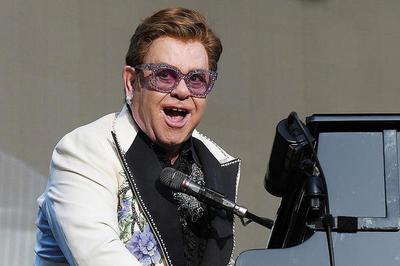 Elton John encabeza concierto benéfico desde casa