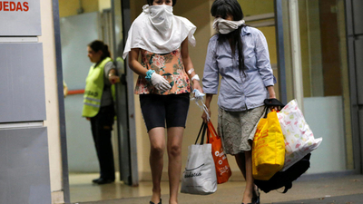 Argentina refuerza el sistema hospitalario para hacer frente a la pandemia