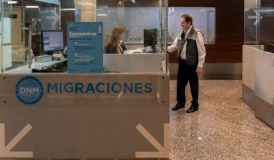 Gobierno argentino resuelve cerrar absolutamente sus fronteras