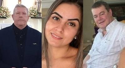 AníbalSchuppconfirmó que Nancy Quintana está con él y disparó contra Friedmann