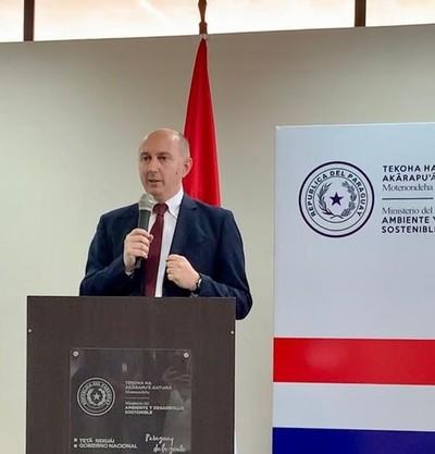 Embajador de la Unión Europea resalta medidas del Gobierno durante emergencia