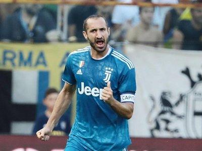 Chiellini convence a plantilla de Juventus a la reducción de sueldo