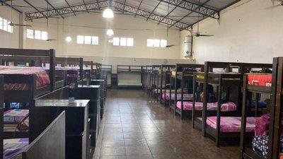 Denuncian condiciones inadecuadas de aislamiento de paraguayos en CDE