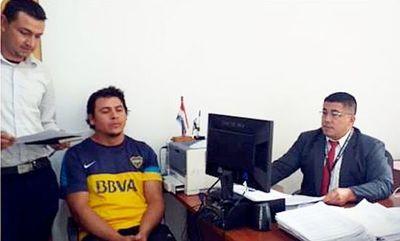 Jueza ordenó prisión para instigador de saqueos a comercios de Luque