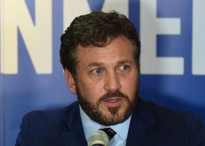 """Domínguez: """"No hay apuro para que el fútbol regrese"""""""