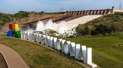 """Funcionarios rechazan """"tijerazo"""" y amenazan con paralizar Itaipú si les bajan sus sueldasos"""