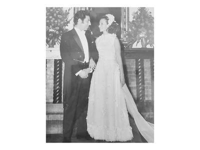 Amandita y José Martín, un amor memorable
