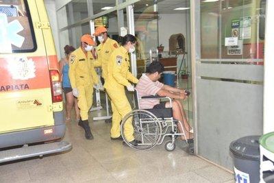 Motochorros atacaron a cuatro personas en Capiatá y Luque