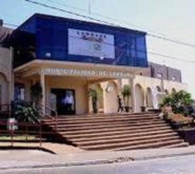 Municipalidad de Lambaré desvincula 500 funcionarios