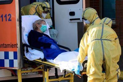 Repunta coronavirus en España: nuevo récord diario de muertos