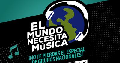 El Mundo Necesita Música
