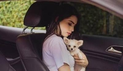 """HOY / Gabu, la nueva novia de 'Sugar Daddy Friedmann' rompe el silencio: """"Anda muy bien, corre"""""""