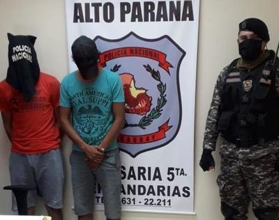 Dos jóvenes aprehendidos  por incumplir la cuarentena – Diario TNPRESS