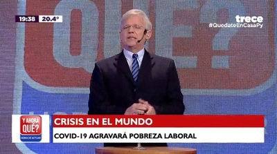 """Así """"pasa factura"""" al mundo el covid-19"""