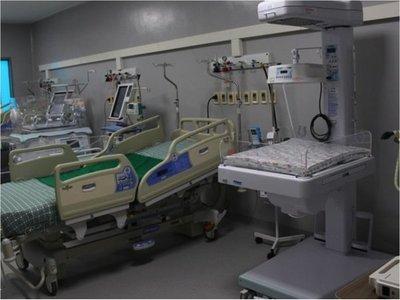 Una cama de terapia intensiva por cada 9.000 habitantes en el país