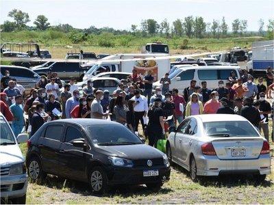 Irresponsables  detenidos y sus   vehículos retenidos