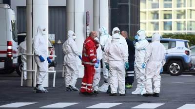 Italia registra 525 muertos en 24 horas, la mejor cifra en más de dos semanas