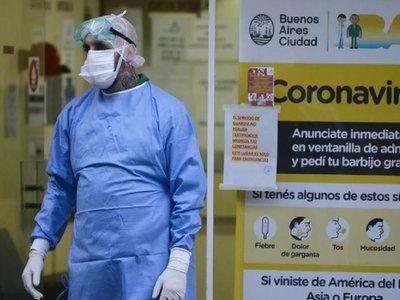 Argentina reporta 74 nuevos casos de Covid-19 y las muertes ascienden a 53
