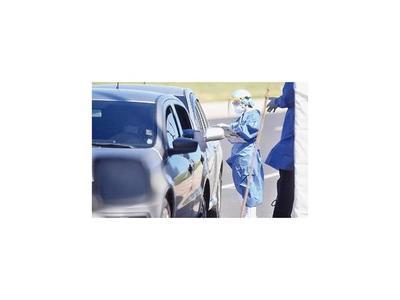 En 3 días realizaron  557 pruebas   exprés a pacientes en  Costanera