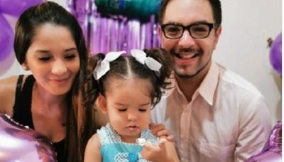Mariela Bogado celebró los 2 añitos de su hija Farah