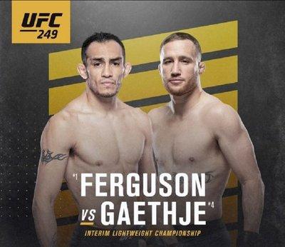 ¿UFC 249 en una isla privada?