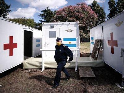 Argentina logra secuenciar genoma de SARS-CoV-2 en pacientes locales